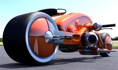 Jaw Dropping Futuristic Bike Designs!