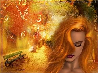 Automne Centerblog Olvido Versos Capitan Temps Femme