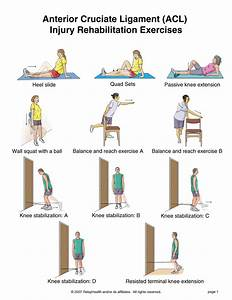 Physical Therapy Exercises Knee Surgery