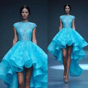 Discount Hot Sale Michael Cinco High Low Wedding Dresses