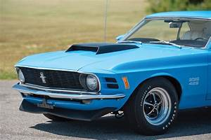 Attention Grabber: 1970 Ford Mustang Boss 429 At Auction