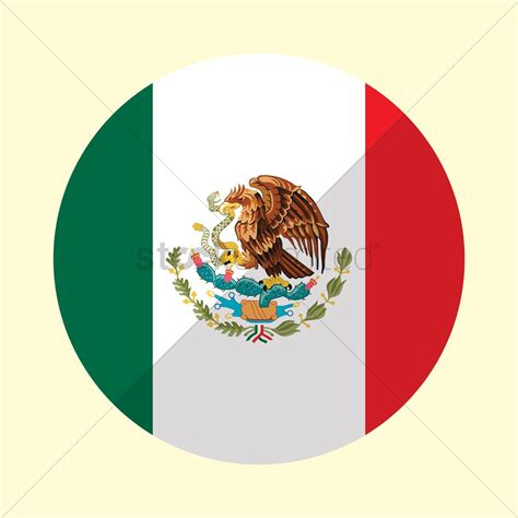 Mexican flag vector illustration , #ad, #flag, #Mexican, # ...