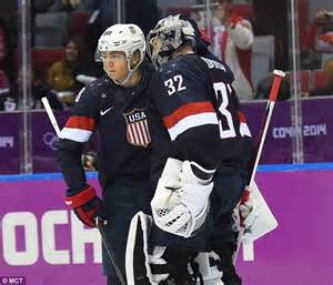 US hockey team thrashed 5-0 by Finland in ice hockey and ...
