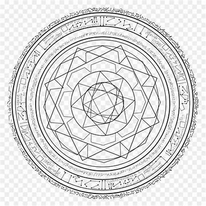 Strange Doctor Magic Circle Drawing Spell Rune