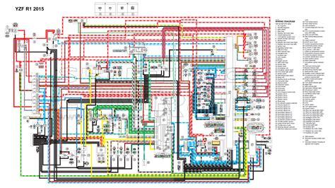 2001 Yamaha R1 Wiring Diagram by Wiring Diagrams