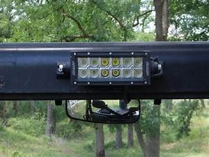Polaris Ranger Superatv Led Light Bar