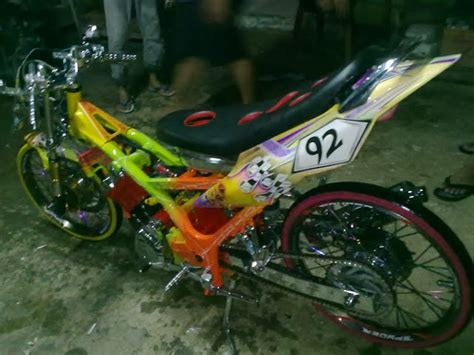 Satria Drag by Kumpulan Gambar Foto Motor Drag Satria F150 Mobil Motor