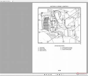 New Holland 70 70a Series Repair Manual