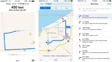 maps for iphone best turn by turn navigation apps for iphone imore