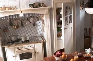 Küchen Vintage Style : nostalgische k chen mit flair edle landhausk chen ~ Sanjose-hotels-ca.com Haus und Dekorationen