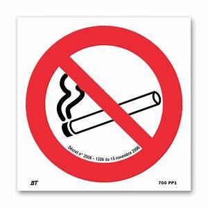 Panneau Interdiction De Fumer : panneau interdiction picto interdit de fumer sur sbe direct ~ Melissatoandfro.com Idées de Décoration