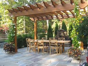 Garden arbors pergolas designs by sisson landscapes for Garden arbor ideas
