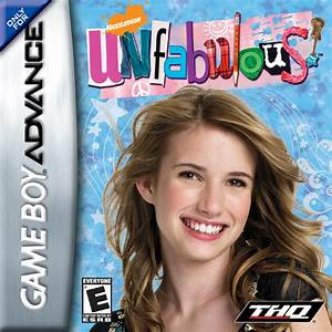 Unfabulous Box Shot For Game Boy Advance Gamefaqs