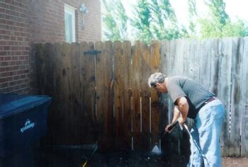 fencing gates installation repair cleaning
