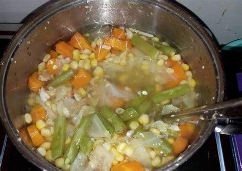 Cari 826 hasil pencarian untuk resep. Resep Sop Sayur Sehat oleh Fitria Dhani A - Cookpad