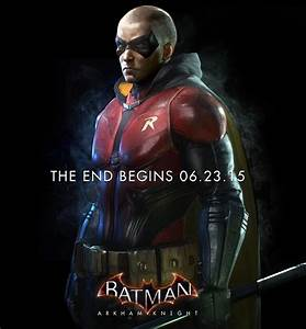 Batman Arkham Knight Awesome New Robin Poster Released