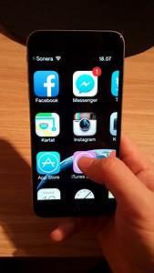 mikä ero iphone 6 ja