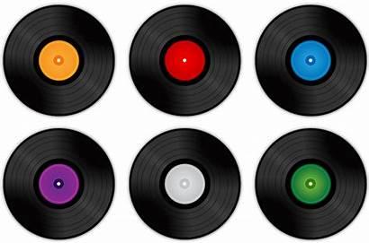 Record Vinyl Clipart Plain Lp Discografica Transparent