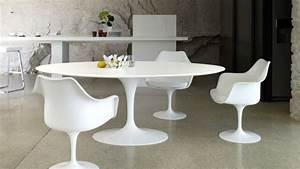 Table A Manger Marbre : table salle a manger knoll ~ Teatrodelosmanantiales.com Idées de Décoration