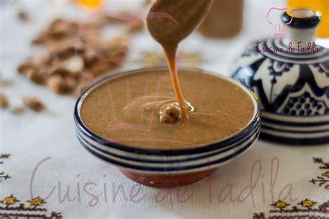 huile d argan cuisine amlou pâte à tartiner à l 39 huile d 39 argan cuisine de fadila