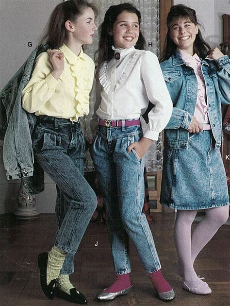 212 best 80s Fashion - Casual images on Pinterest | 80s fashion Vintage fashion and 1980s ...