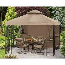 fred meyer hd design gazebo 10 x 10 replacement canopy