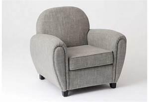 Fauteuil Gris Clair : fauteuil club gris clair amadeus 29257 ~ Teatrodelosmanantiales.com Idées de Décoration