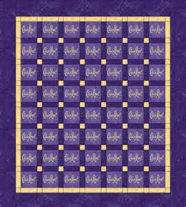 Crown Royal Quilt Pattern