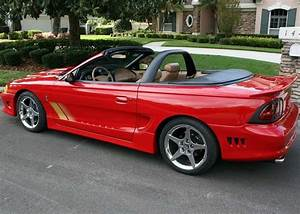 1997 S281 COBRA CONVERTIBLE (97-0180) OFFERED ON eBay | Saleen Owners and Enthusiasts Club ...