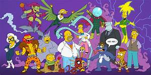 The Simpsons 5k Retina Ultra HD Wallpaper and Achtergrond ...