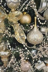 28, Glittering, Gold, Christmas, Decor, Ideas