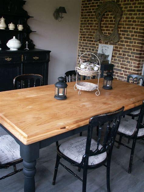 relooker table de cuisine les 25 meilleures id 233 es concernant relooking de table de