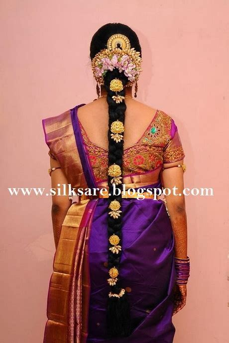 Tamilnadu bridal hairstyles pictures
