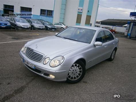 Mercedes e320 w211 2004 avantgarde. Mercedes-Benz Vehicles With Pictures (Page 91)