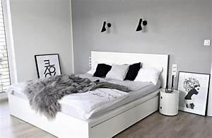 Bett Ikea Malm : scandinavian design bedroom kartell ikea malm zimmer einrichten bett modern ~ A.2002-acura-tl-radio.info Haus und Dekorationen