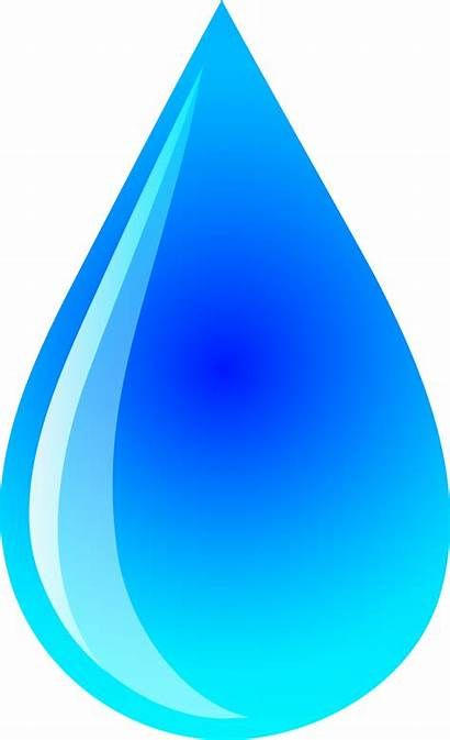 Raindrop Clip Vector Clipart Water Droplet Clipartion