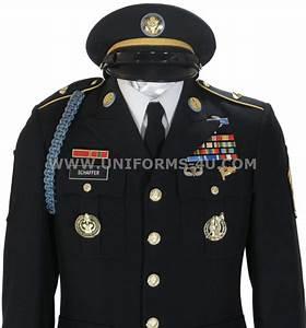 U S  Army Male Enlisted Army Service Uniform