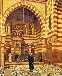 Mosque, Of, Ezbeck, Cairo, Egypt, By, Aloysius, O, U0026, 39, Kelly, Find