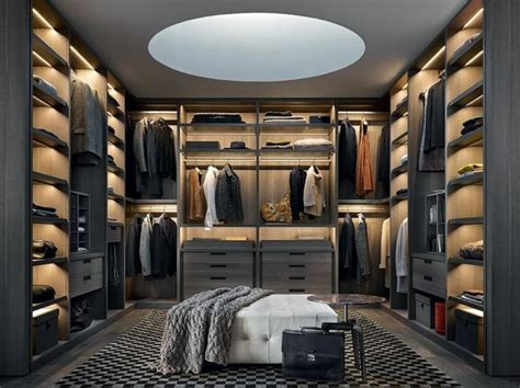jolies idees damenagement dressing pratique