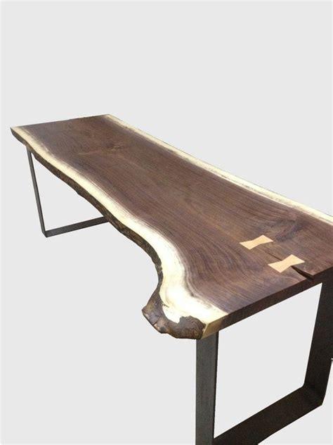 live edge black walnut dining table live edge black walnut dining table chairs and furniture