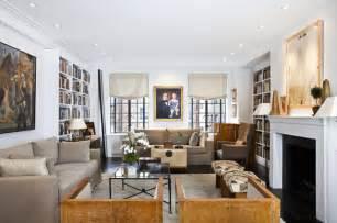 livingroom nyc living room nyc side pre war coop luxury renovation