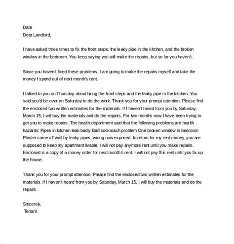 funny complaint letter   word  documents