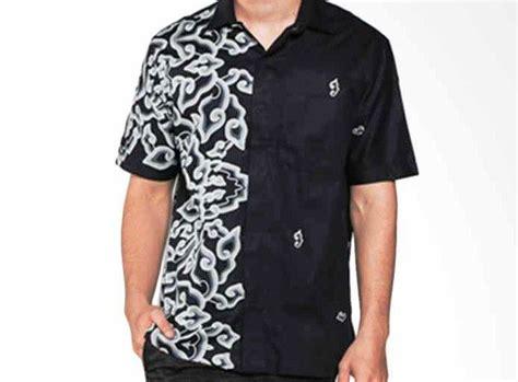 kemeja cowok murah batik murah kemeja pria ッ 29 model baju batik pria slim fit lengan panjang