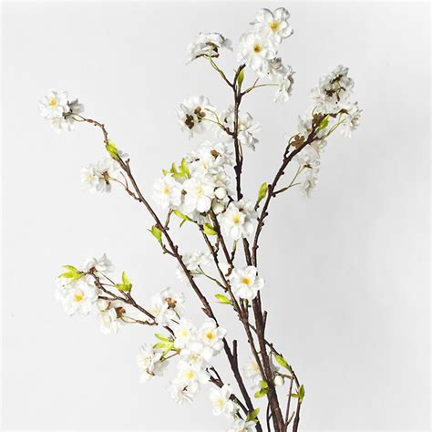 Silk Cherry Blossom Branches Gump's