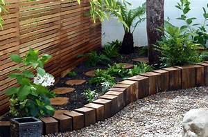 Sitzplatz Gestalten Garten : garten gestalten mit kreativer rasenkante und beetumrandung freshouse ~ Markanthonyermac.com Haus und Dekorationen