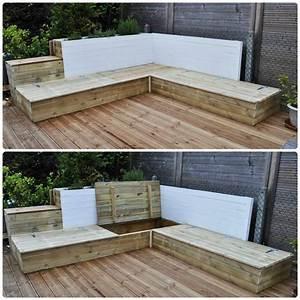 Canape Bois Exterieur : canape exterieur bois table de jardin pliante maison email ~ Teatrodelosmanantiales.com Idées de Décoration