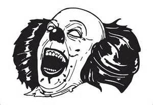 Freddy Krueger Pumpkin Carving Stencil Free by Pennywise It Steven King Vinyl Decals By Thekingofdecals