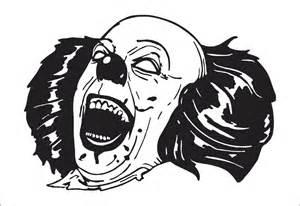 Freddy Krueger Pumpkin Stencil by Pennywise It Steven King Vinyl Decals By Thekingofdecals