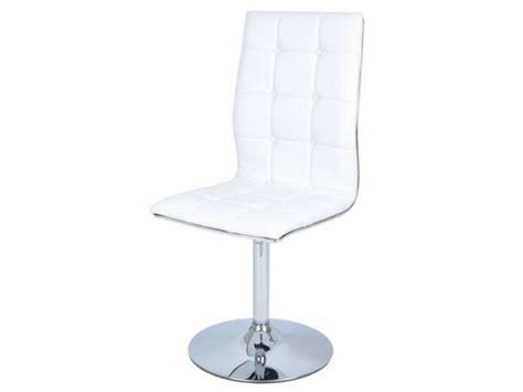 housse de chaise conforama chaise bale coloris blanc vente de chaise conforama