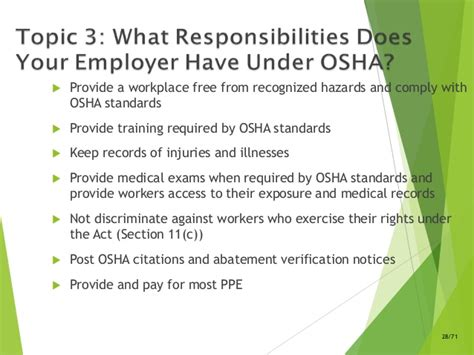 section 11 c of the osh act intro to osha standards
